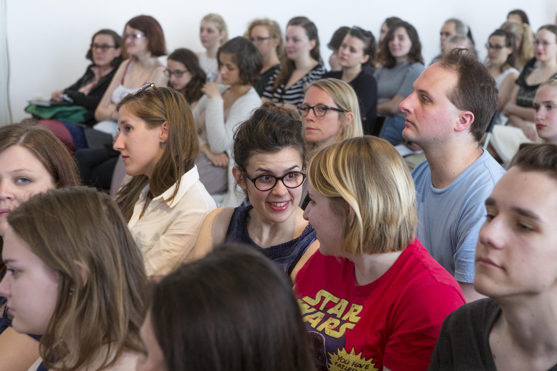 Publikum. (Foto Mario Habenbacher)