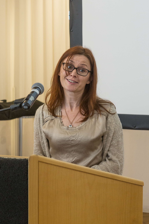 Elisabeth Lyngedal. (Foto Mario Habenbacher)