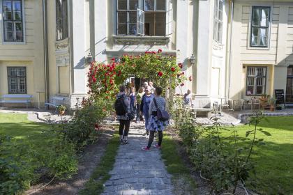 Palais Schönborn. (Foto Mario Habenbacher)
